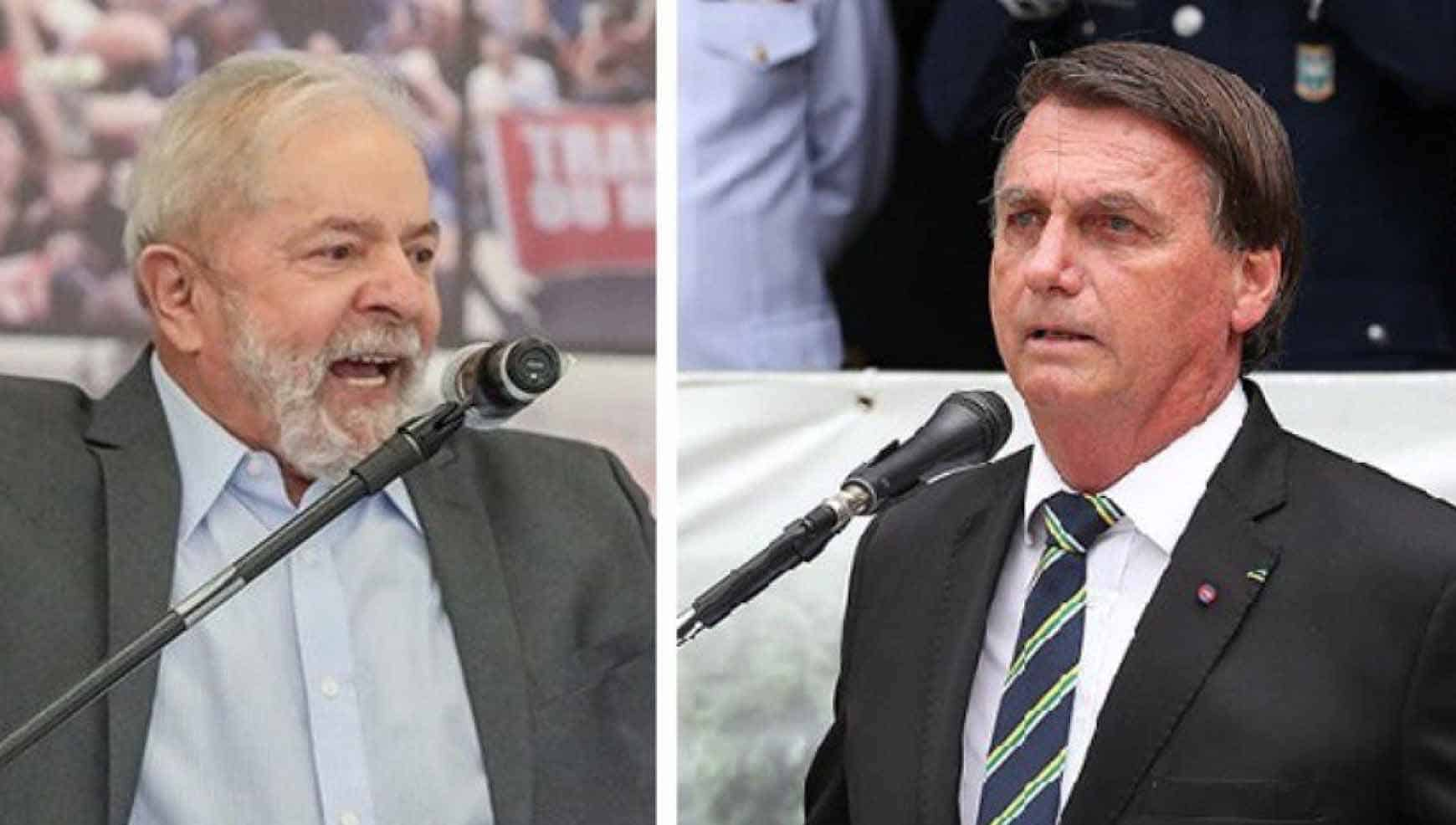 Ciro Bolsonaro Lula