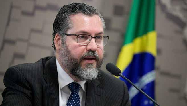 Ernesto Araújo governo Bolsonaro