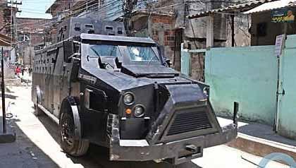 polícia 25 mortos RJ