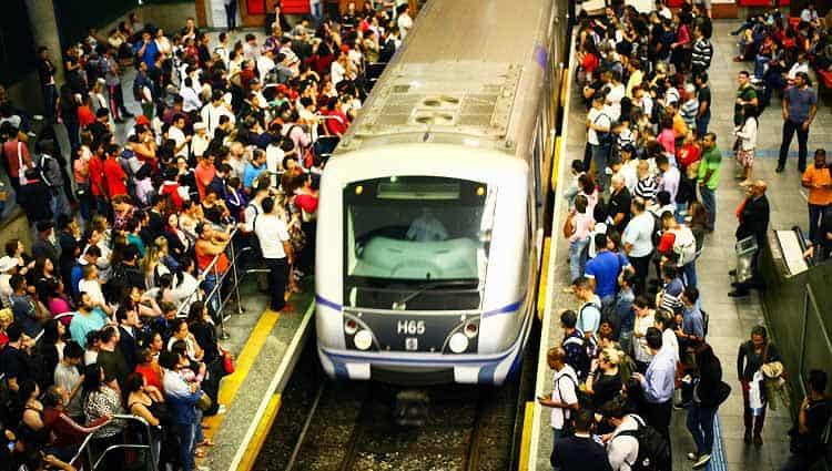 Urgente: Sindicato decreta greve no Metrô de SP às 00h