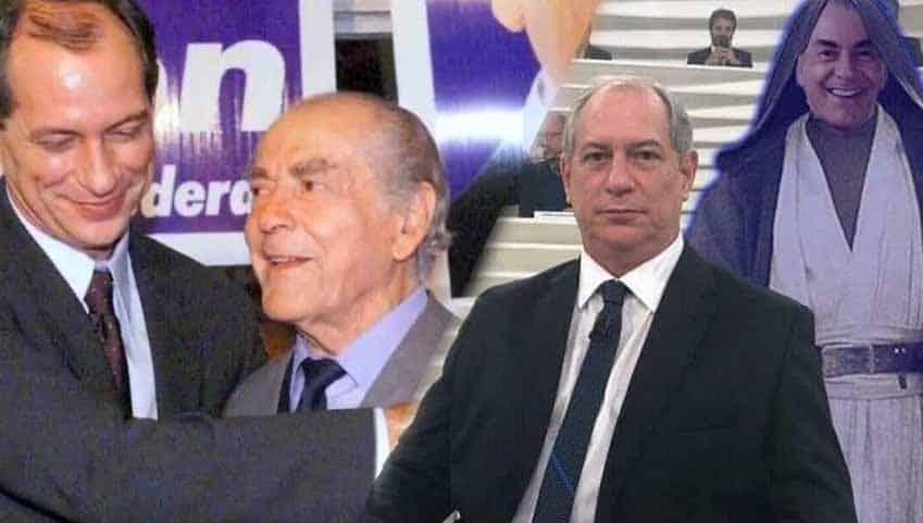 "Ciro Gomes lembra que Brizola defendia voto impresso: ""Nosso líder imortal"""
