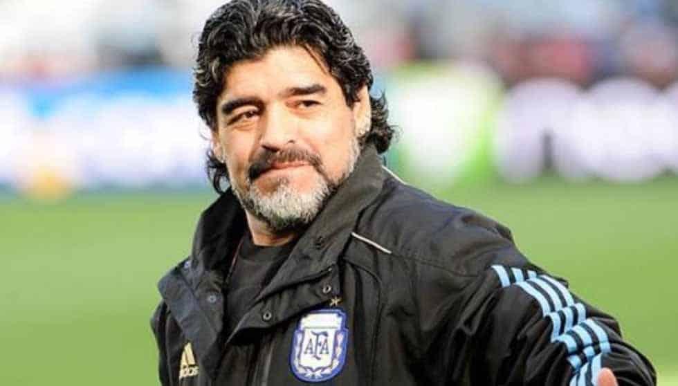 Morte de Maradona