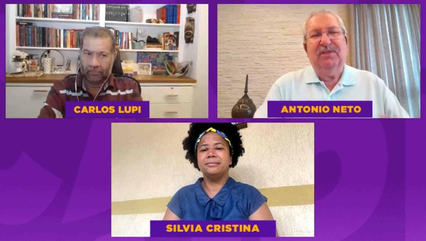 Lupi 'convoca' Antonio Neto a vir como deputado federal de SP em 22