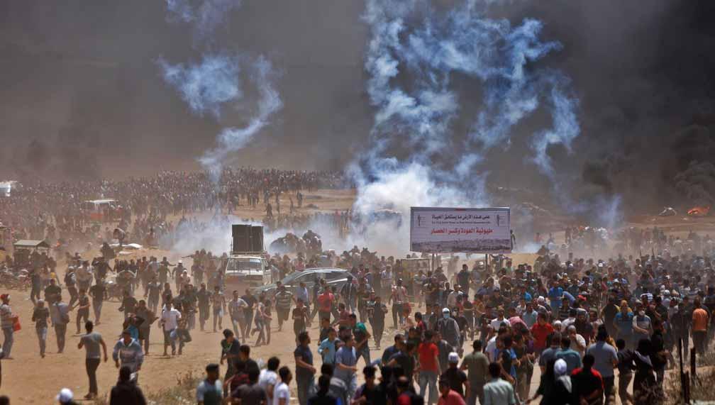 Israel Faixa de Gaza