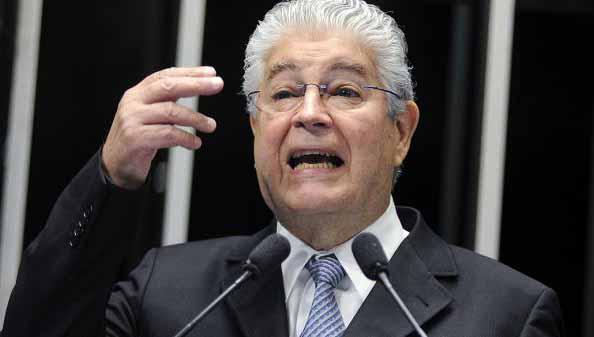 Vídeo: Roberto Requião ameaça deixar MDB; destino seria o PDT
