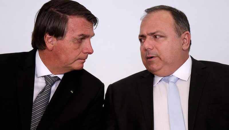 Bolsonaro amplia crise com militares