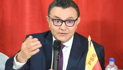 Carlos Siqueira, presidente do PSB, defende voto impresso