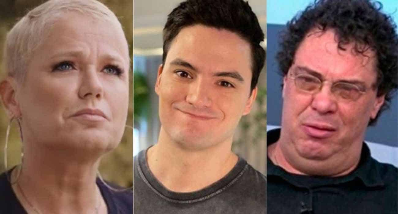 Xuxa, Felipe Neto e Casagrande entram com pedido de impeachment de Bolsonaro