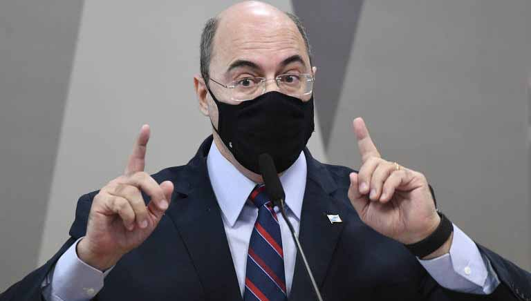 Witzel vai revelar crime de Bolsonaro