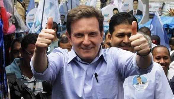 Bolsonaro quer Crivella como embaixador na África do Sul, diz site