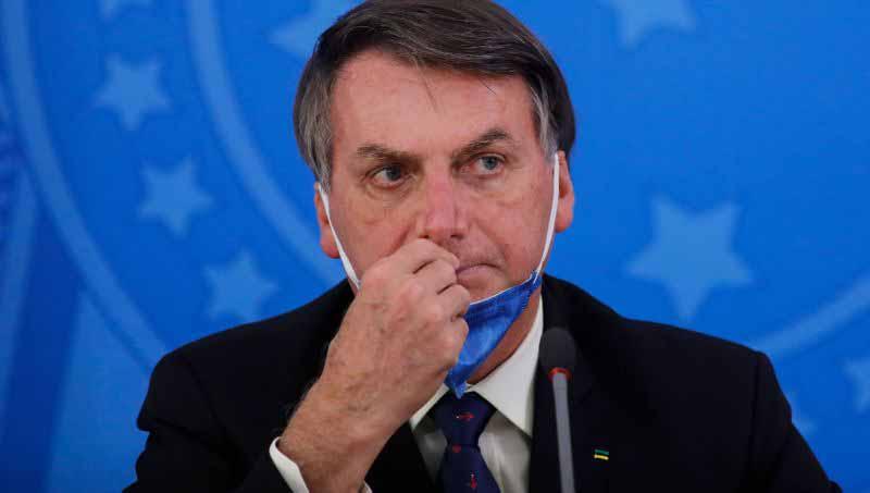 Vídeo: Bolsonaro diz que vacinados não terão que usar máscara
