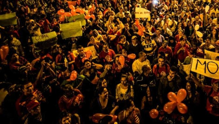 Protestos: