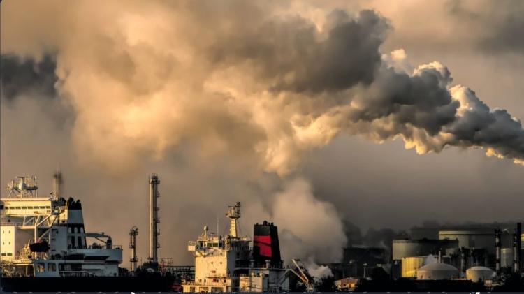 Meio Ambiente: CO2 na atmosfera atinge o maior nível em 60 anos