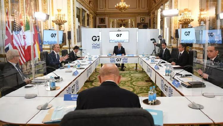 G7 se reúne