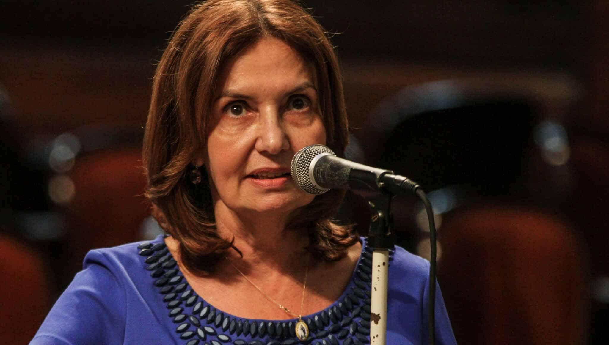 Martha Rocha e Freixo lideram corrida pelo governo do RJ