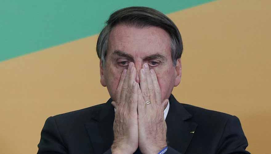 Famosos detonam Bolsonaro