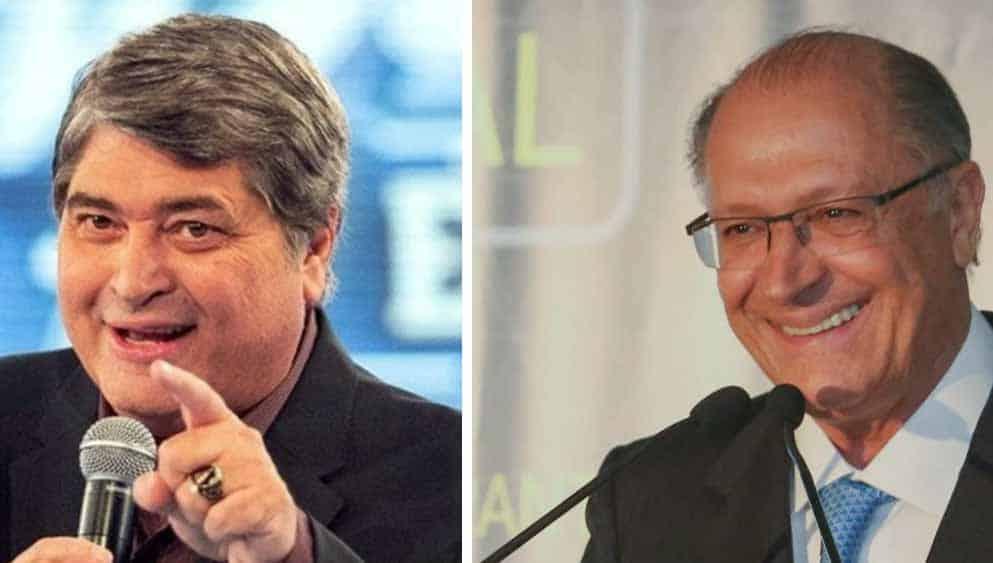 Datena, Alckmin e Boulos largam na frente na disputa pelo governo de SP