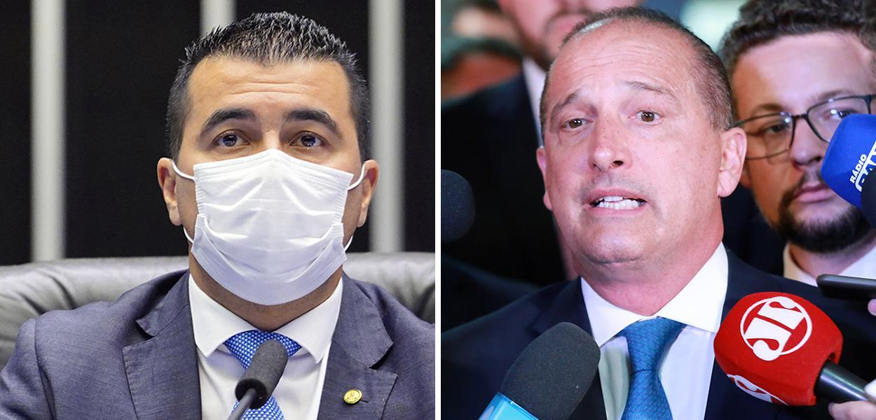 Luís Miranda pede prisão de Onyx