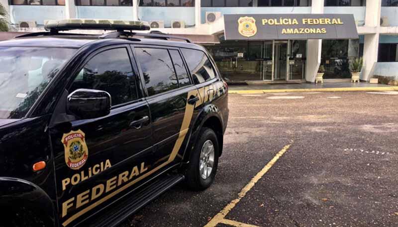 PF faz operação contra empresário e é recebida a tiros no Amazonas
