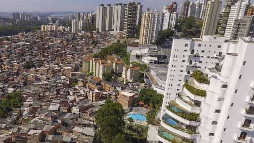 Desigualdade dispara no Brasil