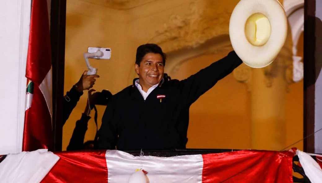 Desafio de Castillo no Peru é livrar economia de armadilha da renda média