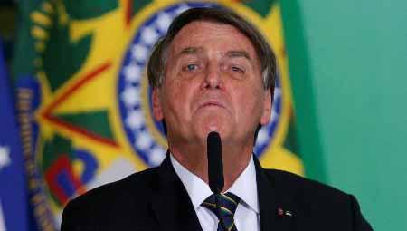 Bolsonaro despenca nas pesquisas