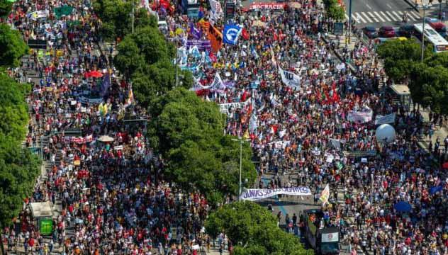 PSDB adere a manifestação contra Bolsonaro