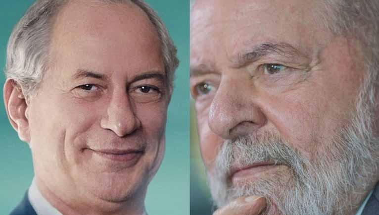 PSB está dividido entre Ciro Gomes e Lula