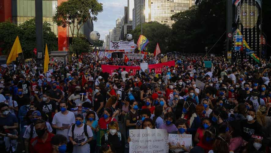 CSB adere a ato contra Bolsonaro