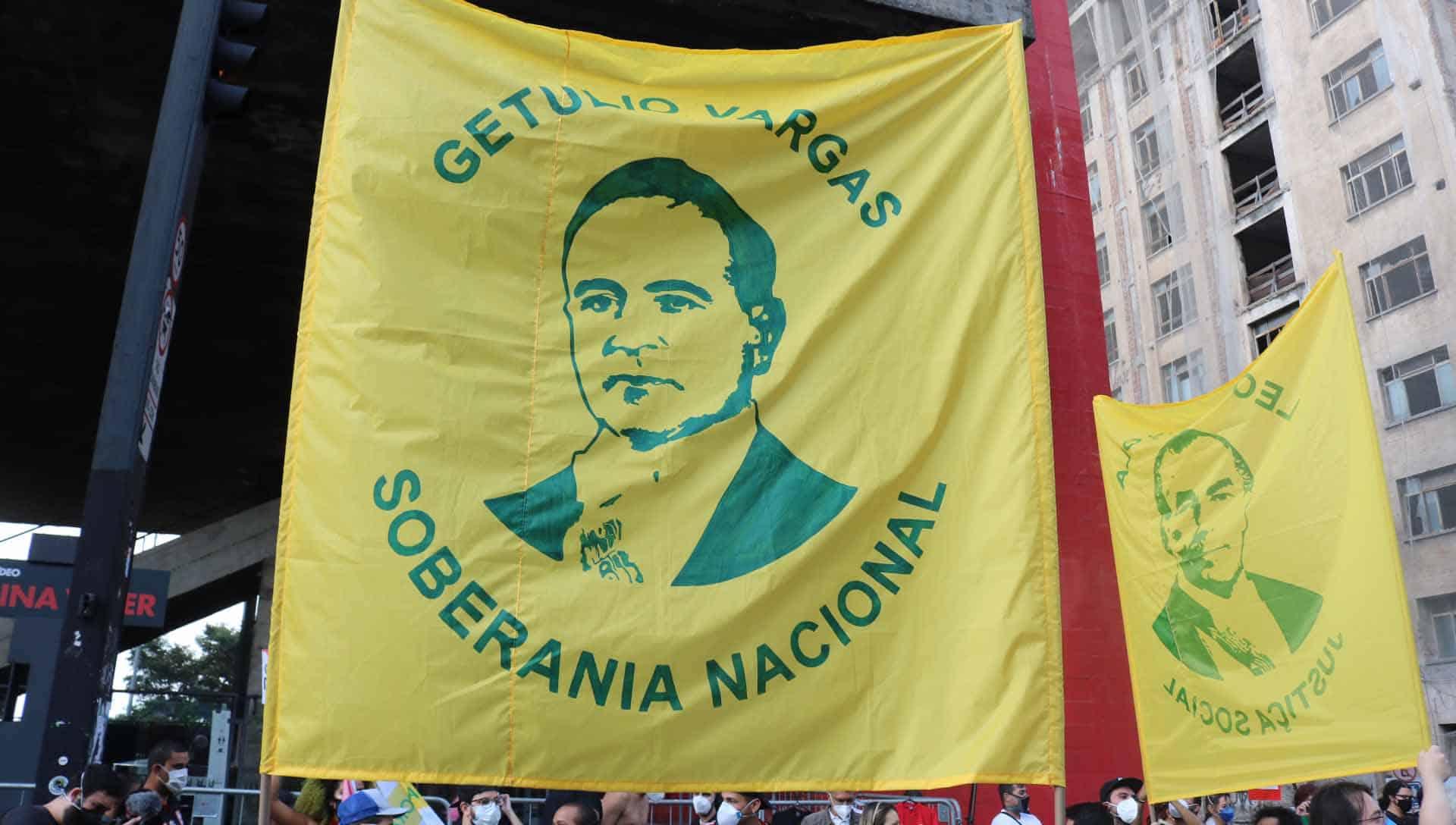 Getúlio na Paulista