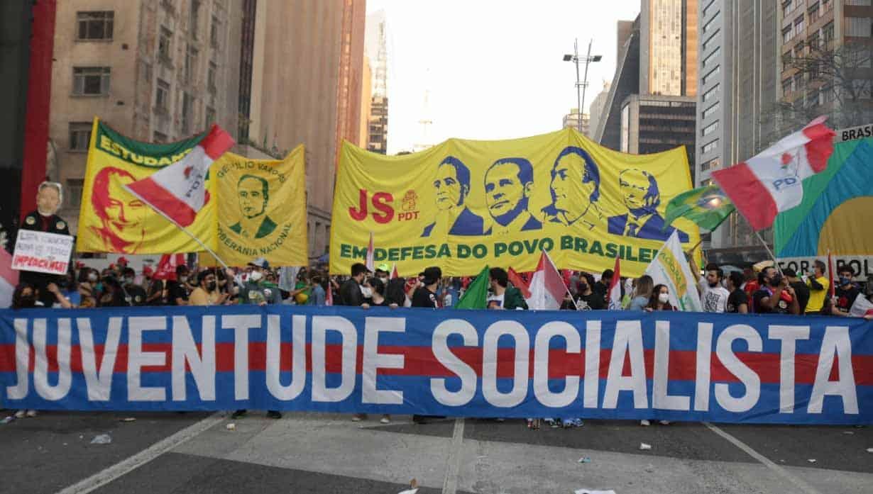 PDT leva líderes trabalhistas à Av Paulista
