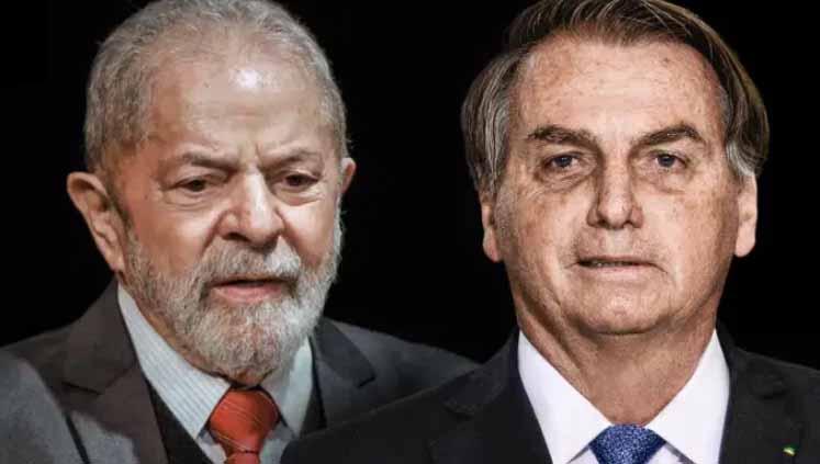 Lula e Bolsonaro atacam a terceira via