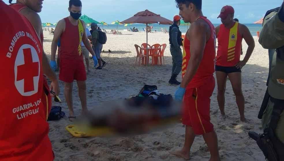 Ataque de tubarão em praia de Pernambuco