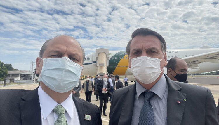 Bolsonaro encontrou Ricardo Barros
