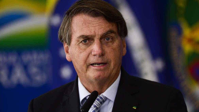 Bolsonaro está à beira de um ataque de nervos