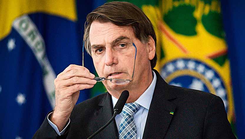 É hora de derrubar Bolsonaro