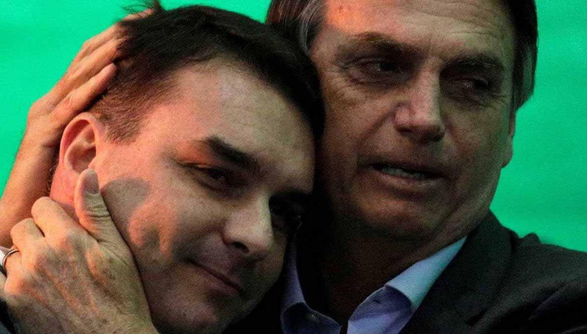 Bolsonaro colocou filho na CPI da Covid
