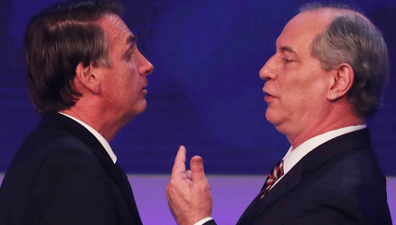 Ciro detona Bolsonaro