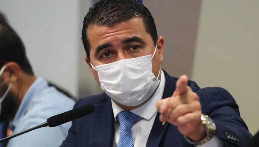 Luis Miranda diz que áudio é falso