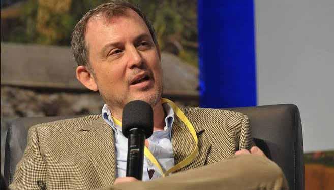 Nelson Marconi no Congresso da CSB