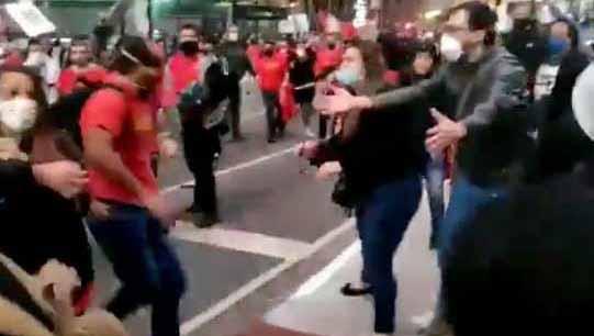 PDT-SP repudia agressões de militantes do PCO