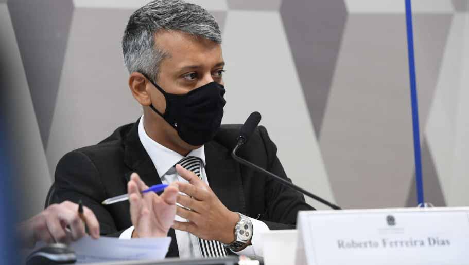 Saiba o que Roberto Dias disse à CPI