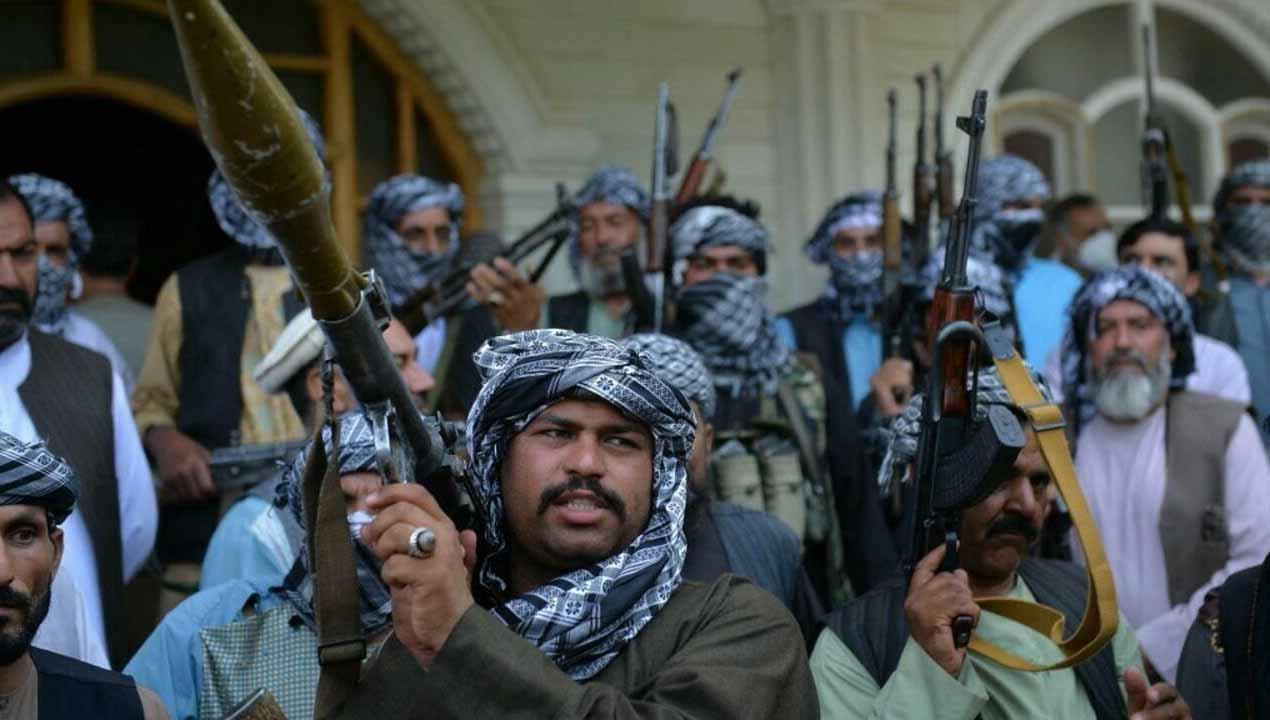 Talebã no Afeganistão