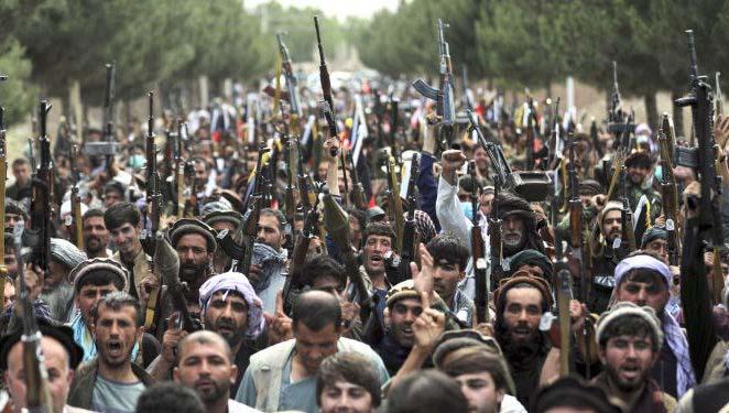Talibã invade capital do Afeganistão