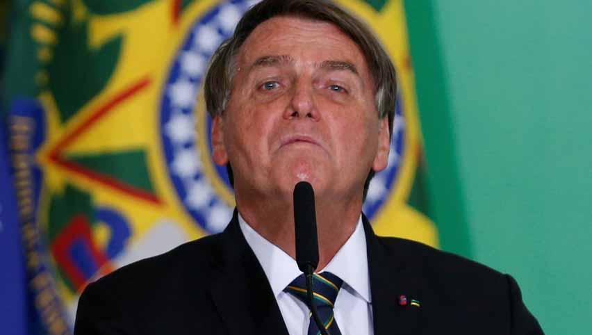 Bolsonaro rejeita taxar fortunas