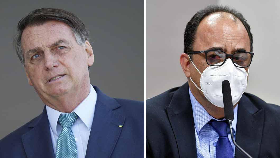 Bolsonaro é diretor de ONG