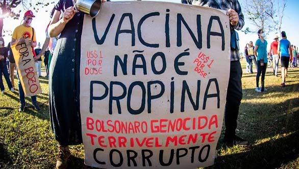 Brasileiros desaprovam governo Bolsonaro