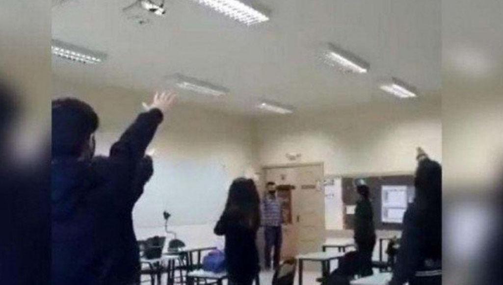 Colégio suspende alunos por nazismo