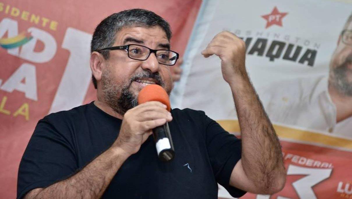 Presidente do PT no RJ exalta governador bolsonarista