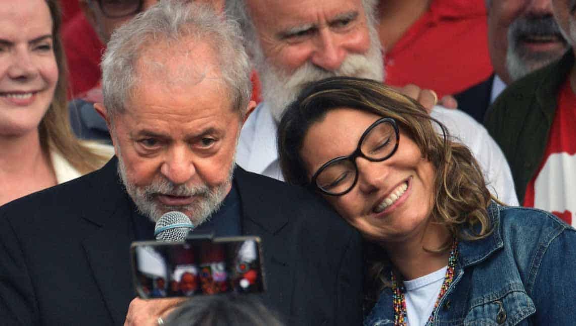 Lula quer recuperar dinheiro bloqueado